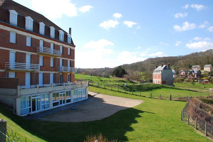 Balcons et terrasses de la résidence